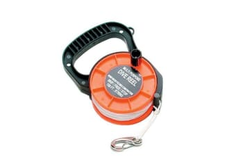 Boss Equipment Divers Reel And Cord 150ft