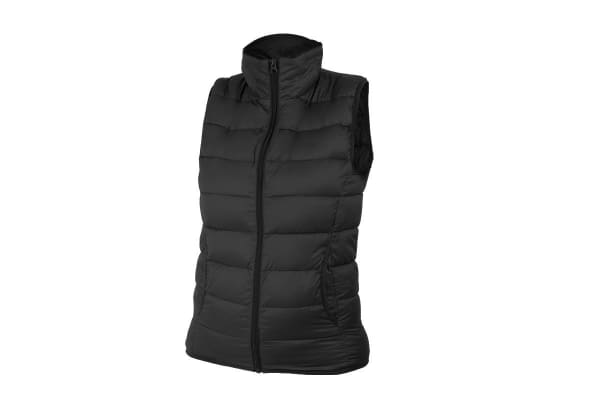 Komodo PackLite Women's Down Vest (Black, Medium)
