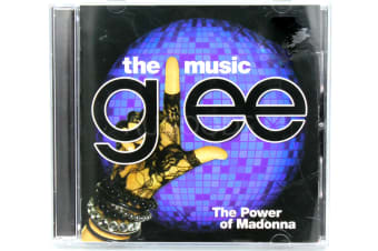 Glee The Music – The Power Of Madonna BRAND NEW SEALED MUSIC ALBUM CD