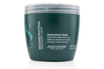 AlfaParf Semi Di Lino Reconstruction Reparative Mask (Damaged Hair) 500ml
