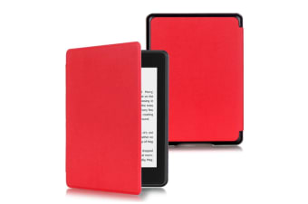 E-Book Cover For Kindle Paperwhite 4 Generation, E-Reader Cover - Red Red