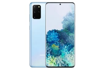 Samsung Galaxy S20+ 5G (12GB RAM, 128GB, Cloud Blue) - AU/NZ Model
