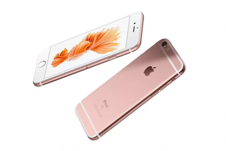 Apple iPhone 6s (16GB, Rose Gold) - Apple Certified Refurbished