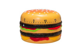 IS GIFT Burger Time Timer