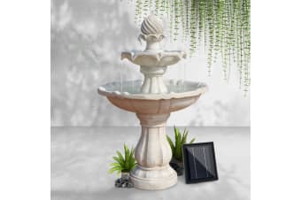 Solar Water Fountain Pump Indoor Garden Feature Outdoor Bird Bath