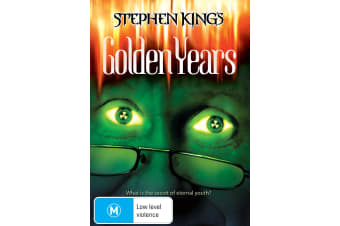 Stephen Kings Golden Years DVD Region 4