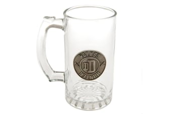 The Walking Dead Hunter Walker Official Glass Tankard (Clear) (One Size)