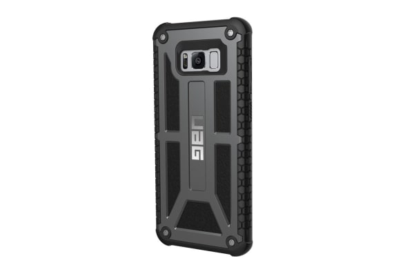UAG Galaxy S8+ Monarch Case (Graphite)