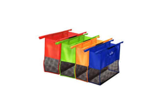 Reusable Shopping Trolley Bag System