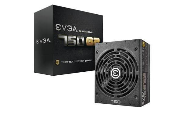 EVGA SuperNOVA 750 G2 750W 80+ Gold Full Modular Power supply