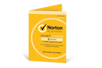 SYMANTEC Security  2018, 2 Device, 12 Months, PC, MAC, Android, iOS, OEM