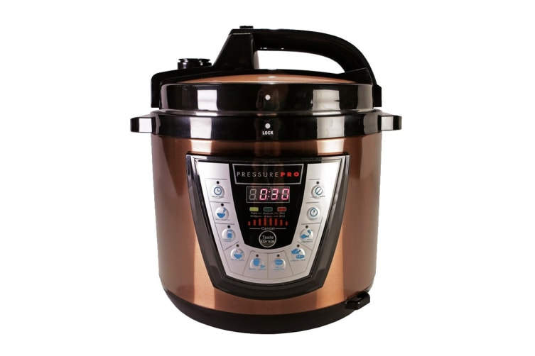 Copper Tech Pressure Pro Cooker