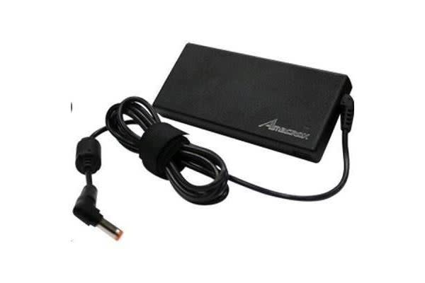 Amacrox Universal Ultra Slim PLUS Notebook Power Adapter 90W with 5.1V USB Port