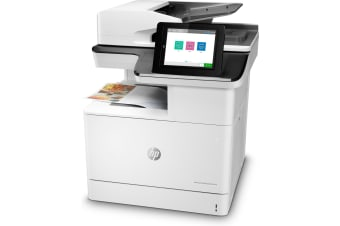 HP Color LaserJet Enterprise MFP M776dn Laser 46 ppm 1200 x 1200 DPI A3