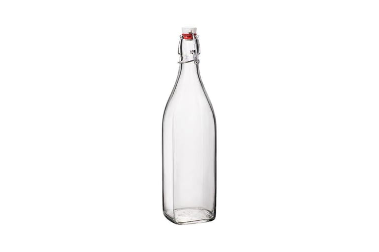 Bormioli Rocco Swing Top Glass Bottle 1L