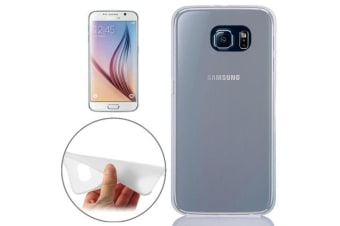For Samsung Galaxy S6 Case Modern Ultra-thin High-Quality Shielding Cover White