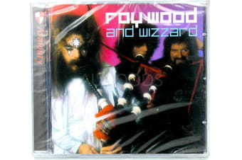 Wood's Roy Wood and Wizzard ARMOURY BRAND NEW SEALED MUSIC ALBUM CD - AU STOCK