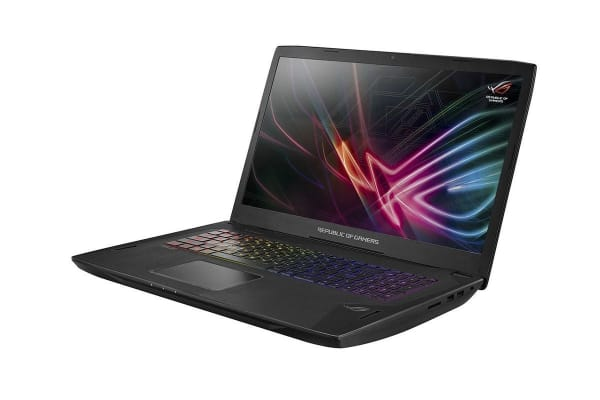 "ASUS 17.3"" ROG GL702VI Strix Core i7-7700HQ 16GB RAM 1TB+256GB PCIE GTX 1080 8GB Gaming Notebook"