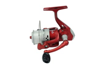 Wilson Hassle Free 3000 Spinning Fishing Reel - Spin Reel Pre-Spooled with Line