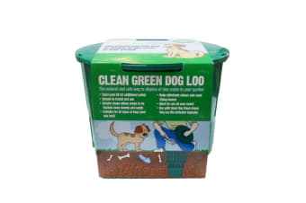 Armitages Pet Products Good Boy Clean Dog Loo (Green)