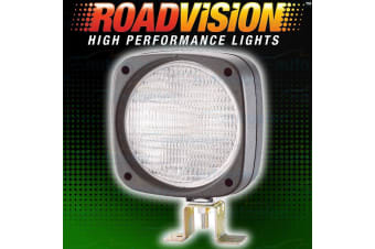 ROADVISION WORK LIGHT LAMP FLOOD TRUCK 4WD UTE TRAY 12V 12 VOLT 55W WATT NS1114F