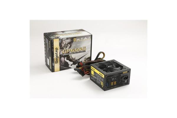 Segotep 500W Power Supply 80+ Gold PFC ATX 12V  (3 Year warranty