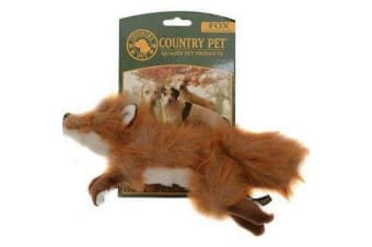 Country Pet Dog Toy (Fox) (Large)