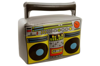 Henbrandt Inflatable Boom Box (Multicoloured) (One Size)
