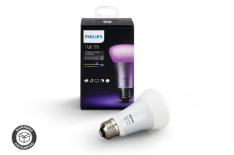 Philips Hue Huebulb Light Bulb 10W A60 E27 - (Damaged Packaging)
