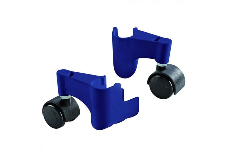 Leifheit Pegasus Wheels Set Blue
