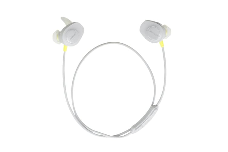 91bfbfe7ce8 Dick Smith NZ | Bose SoundSport Wireless Headphones (Yellow) | Wireless  Headphones
