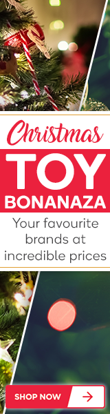 Christmas Toy Bonanza