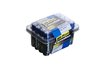 AAA Super Heavy Duty - 24 Pack Camelion Blue Series