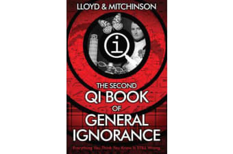 QI - The Second Book of General Ignorance