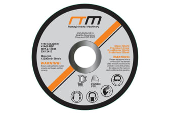 "115mm 4.5"" Cutting Disc Wheel for Angle Grinder x50"