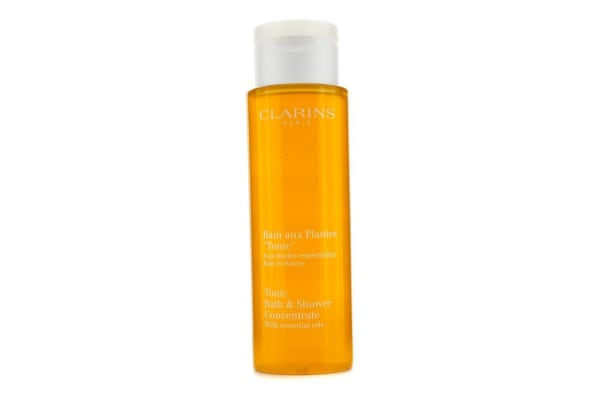 Clarins Tonic Shower Bath Concentrate (200ml/6.7oz)