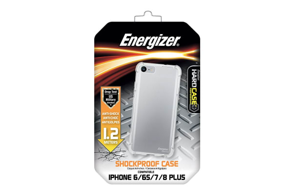 Energizer Anti-Shock Phone Case 1.2m iPhone 6 Plus/7 Plus/8 Plus