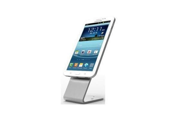 COMPULOCKS HOVERTAB - UNIVERSAL TABLET SECURITY STAND WITH 3M VHB PLATE - FITS ALL TABLETS