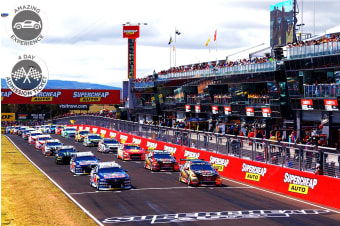 BATHURST: 4 Night Bathurst 1000 Package for Two