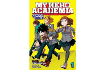 My Hero Academia: School Briefs, Vol. 1 - Parents' Day