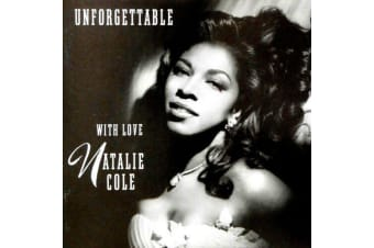 Unforgettable: With Love by Natalie Cole PRE-OWNED CD: DISC EXCELLENT