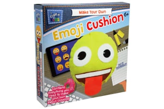 Make Your Own Emoji Cushion