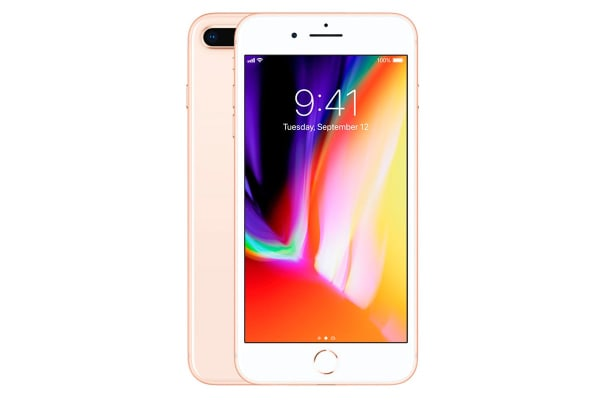 Apple iPhone 8 Plus (256GB, Gold)