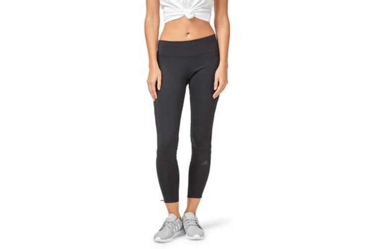Adidas Women's How We Do Long Tights (Black, Size S)