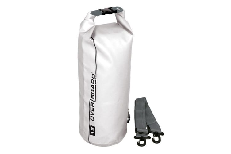 Overboard 12 Litre Dry Tube White