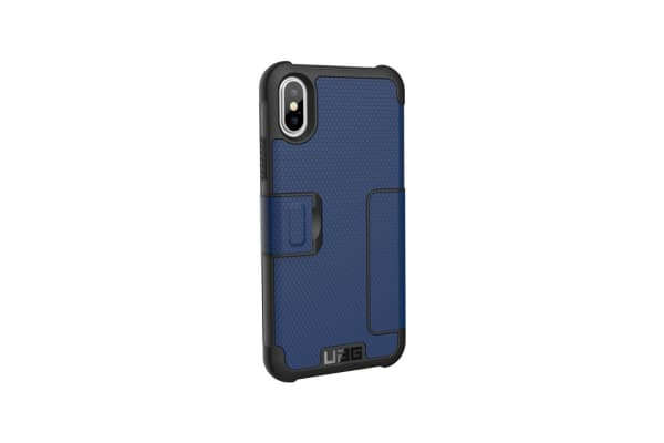 UAG Metropolis Series Case for iPhone X (Cobalt)