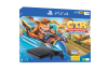 Sony PlayStation 4 Slim Console 1TB with Crash Team Racing (Black)