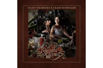 Kasey Chambers & Shane Nicholson ‎– Rattlin' Bones PRE-OWNED CD: DISC EXCELLENT