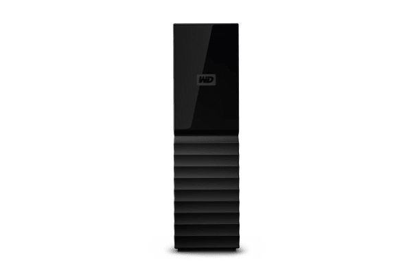 WD My Book 6TB Desktop Storage (WDBBGB0060HBK-AESN)