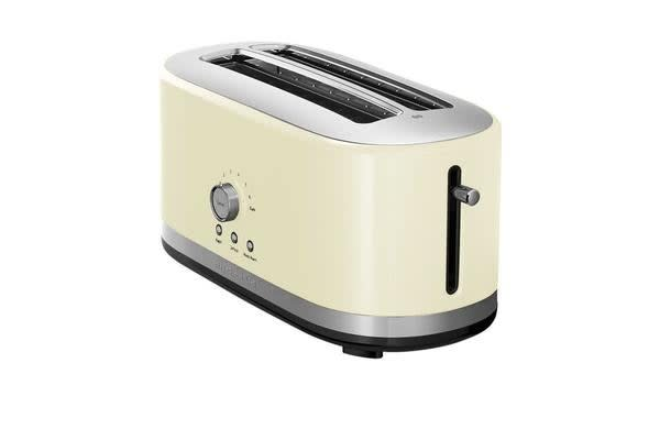 KitchenAid 4 Slice Toaster Almond Cream